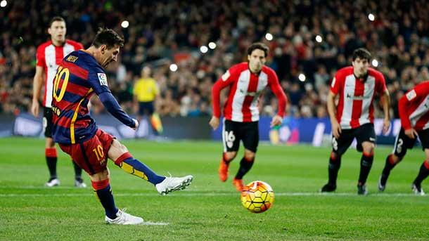 El FC Barcelona es el peor equipo en el lanzamiento de penaltis de toda Europa