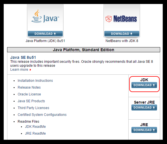 Download and install Java - RightQA