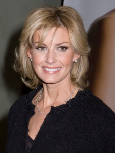 corte de cabello Faith Hill