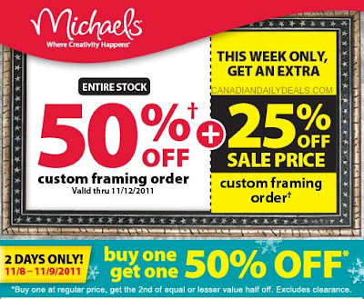Custom Framing  Michaels