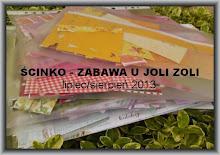 MOJA ŚCINKO-ZABAWA 2013