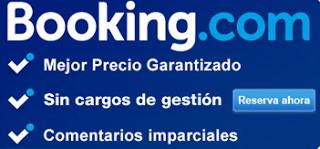 Booking, buscador de hoteles baratos:
