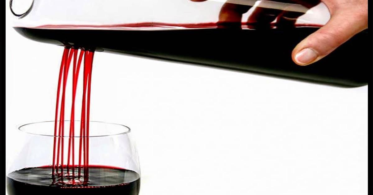 Para que sirve decantar un vino y como se hace la decantación