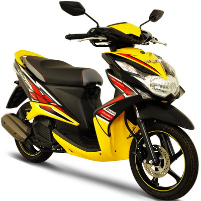 YAMAHA XEON MODIFIKASI