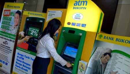 Cara Registrasi Internet Banking Bukopin Melalui ATM