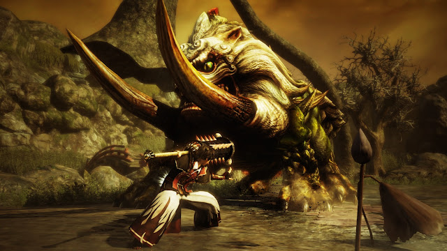 Toukiden: Kiwami Screenshot 3