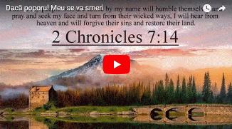 Aurel Gheorghe 🔴 Dacă poporul Meu se va smeri