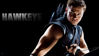 Clint Barton Hawkeye from The Avengers Team HD Wallpaper