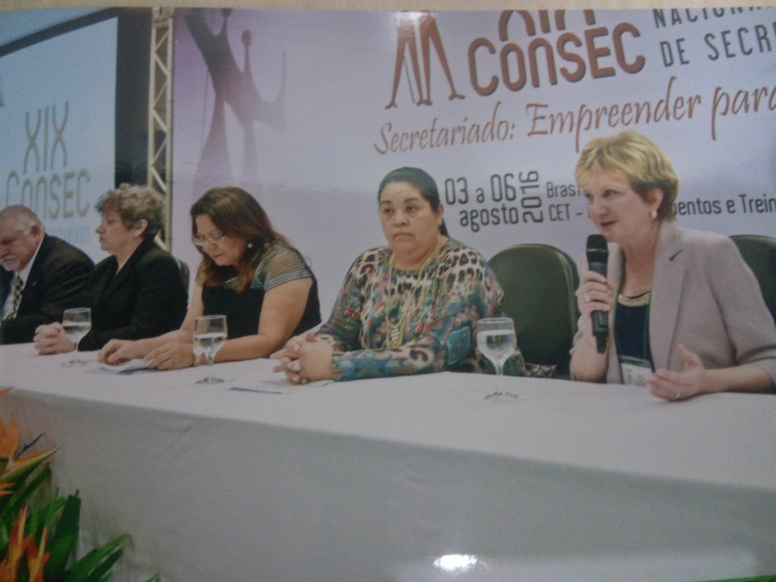 XIX CONSEC 2016