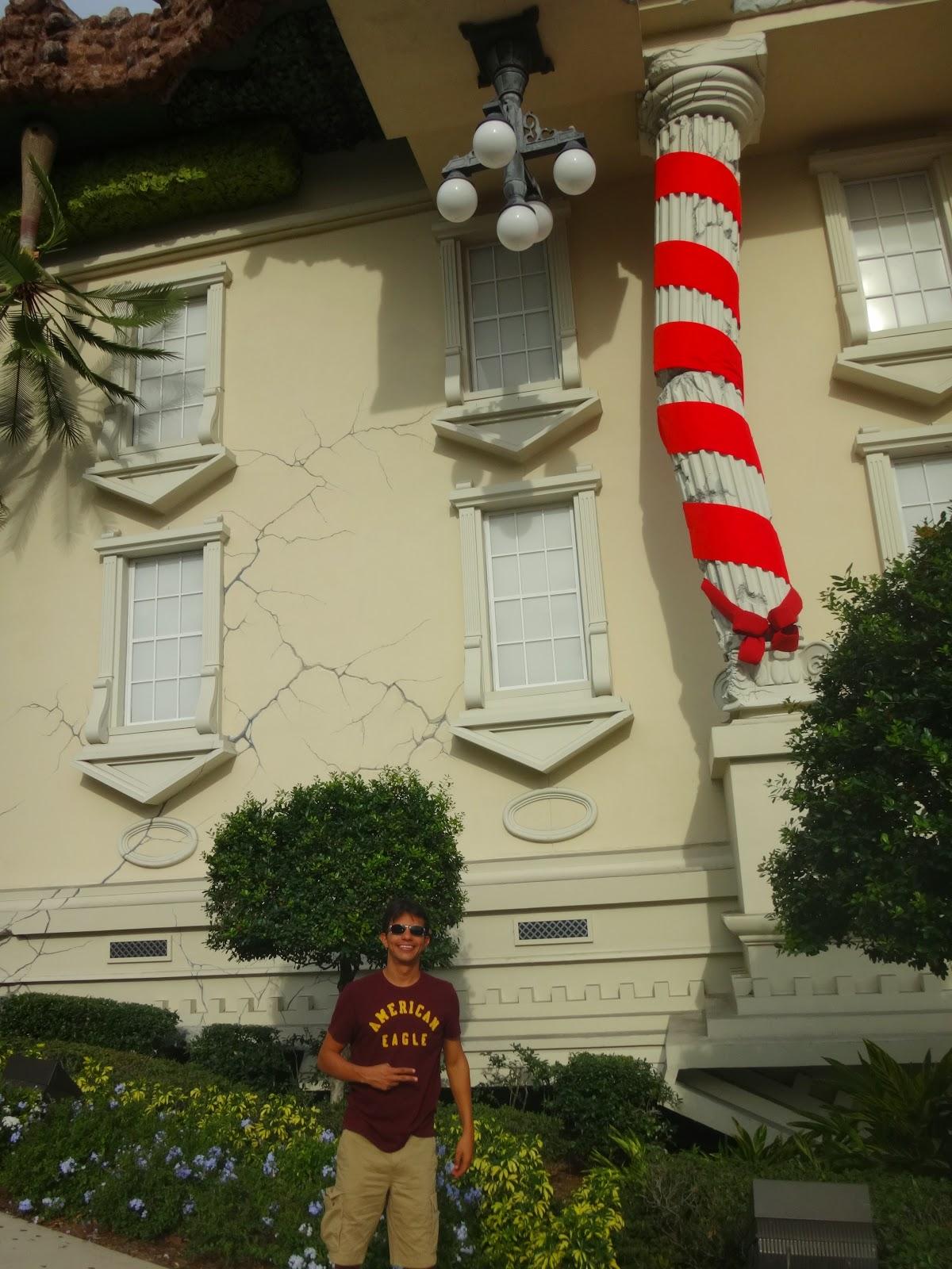 wonderworks - casa invertida - orlando, florida