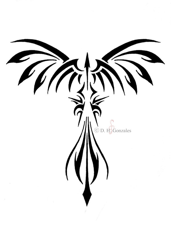 tattoo designs phoenix