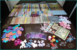 Crafts & Pieces: Blog Candy Giveaway