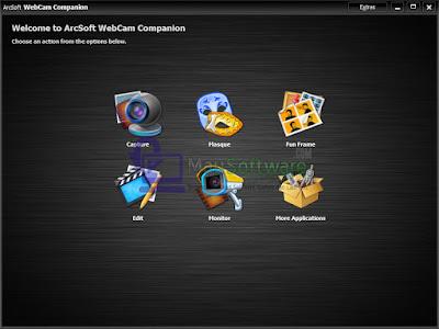 Free Download ArcSoft WebCam Companion Latest Version, Download software webcam untuk semua komputer atau laptop