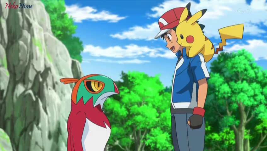 Pokemon XY Episode 35 Subtitle Indonesia