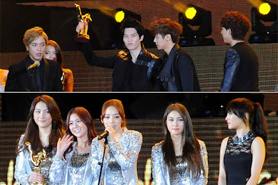 GDA, Kumpulan, CN Blue, Kara, Pilihan Rakyat Malaysia, K-POP, Korea, Hiburan