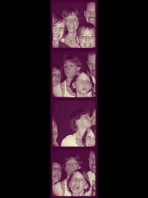 Hurricane Irene Photo Booth Fun