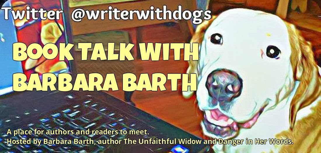 Book Talk With Barbara Barth