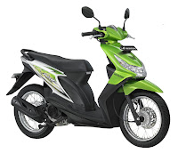 honda beat SW Disco Green