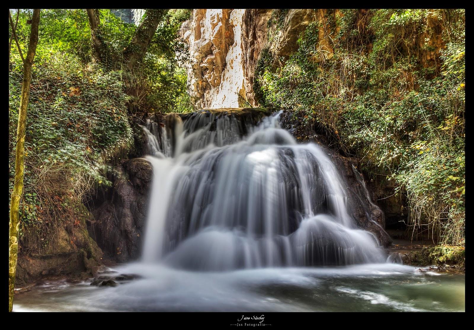 Jaime s nchez sim n jss fotografia monasterio de piedra for Piedras para cascadas