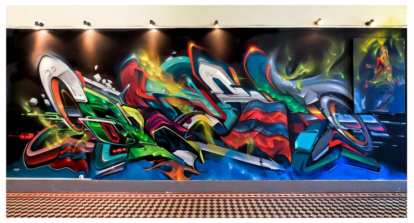 Bray graffiti from portugal