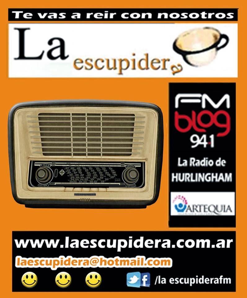 LA ESCUPIDERA FM 94.1 BLOG