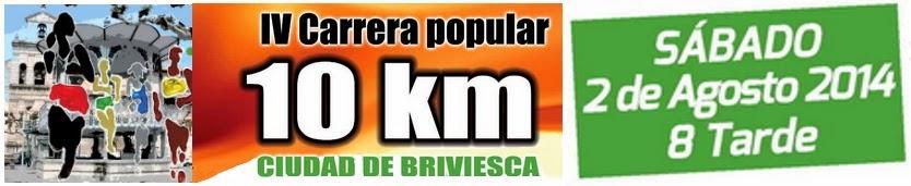 IV Carrera Popular Ciudad de Briviesca