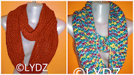Nairobi: Custom made Infinity Scarves