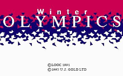 Winter Olympics Lillehammer 94