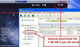 cara download torrent