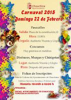 Carnaval de Chauchina 2015