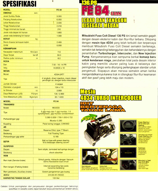 Colt Diesel Super HD 6 Ban