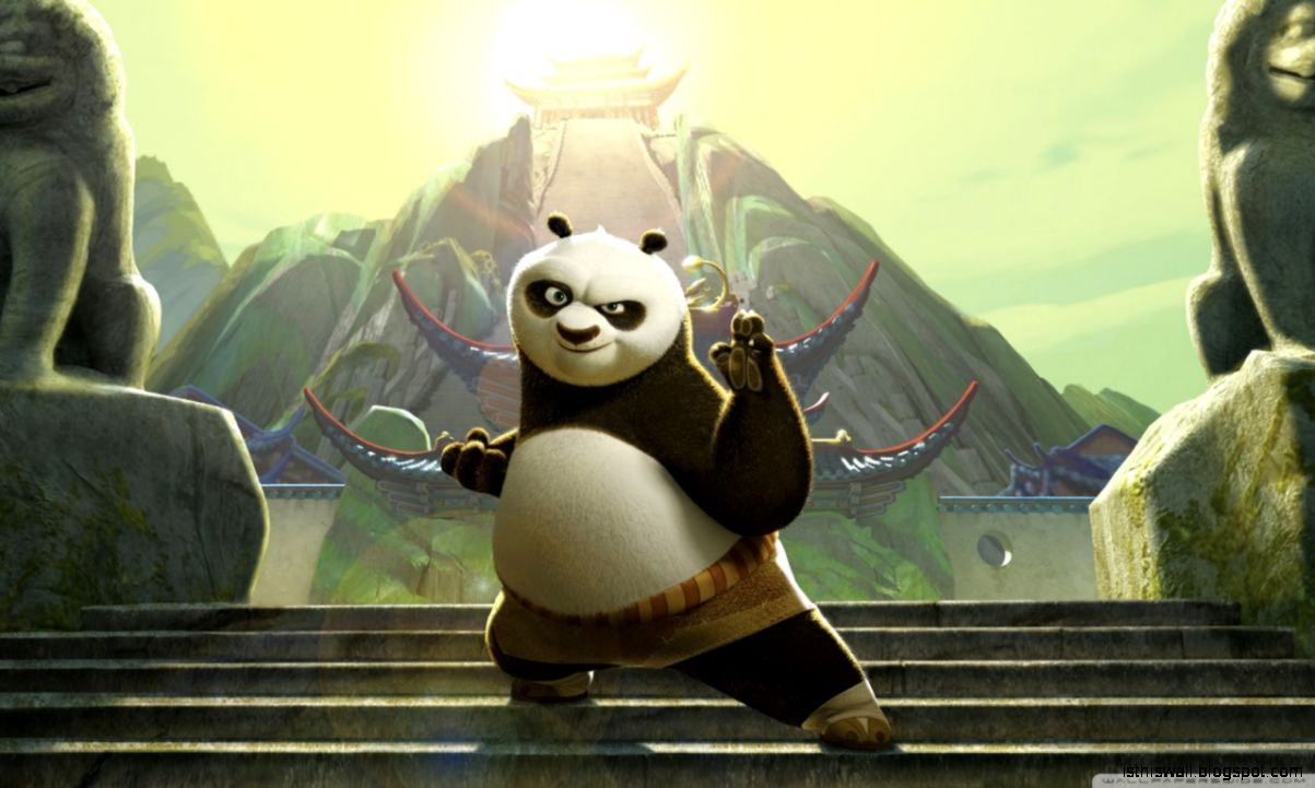 Kung Fu Panda HD desktop wallpaper  Widescreen  High Definition