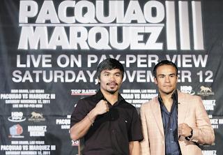 Manny Pacquiao vs Juan Manuel Márquez 3