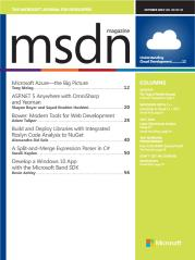 Browse In Addition To Download All Msdn Magazines