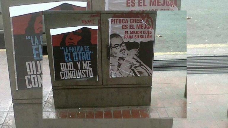 GENERACIÓN SIGUIENTE: Mendoza empapelada con frases del Indio Solari