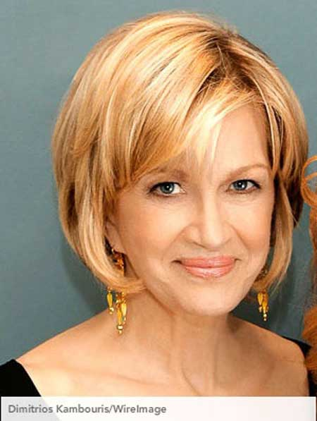 Short Hairstyles 2013 For Older Women With Fine Hair Images amp; Pictures