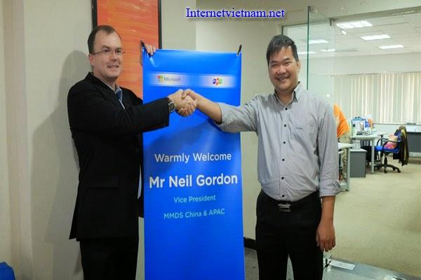Cuộc Gặp Gỡ Giữa Hai Lãnh Đạo Microsoft Và FPT 5