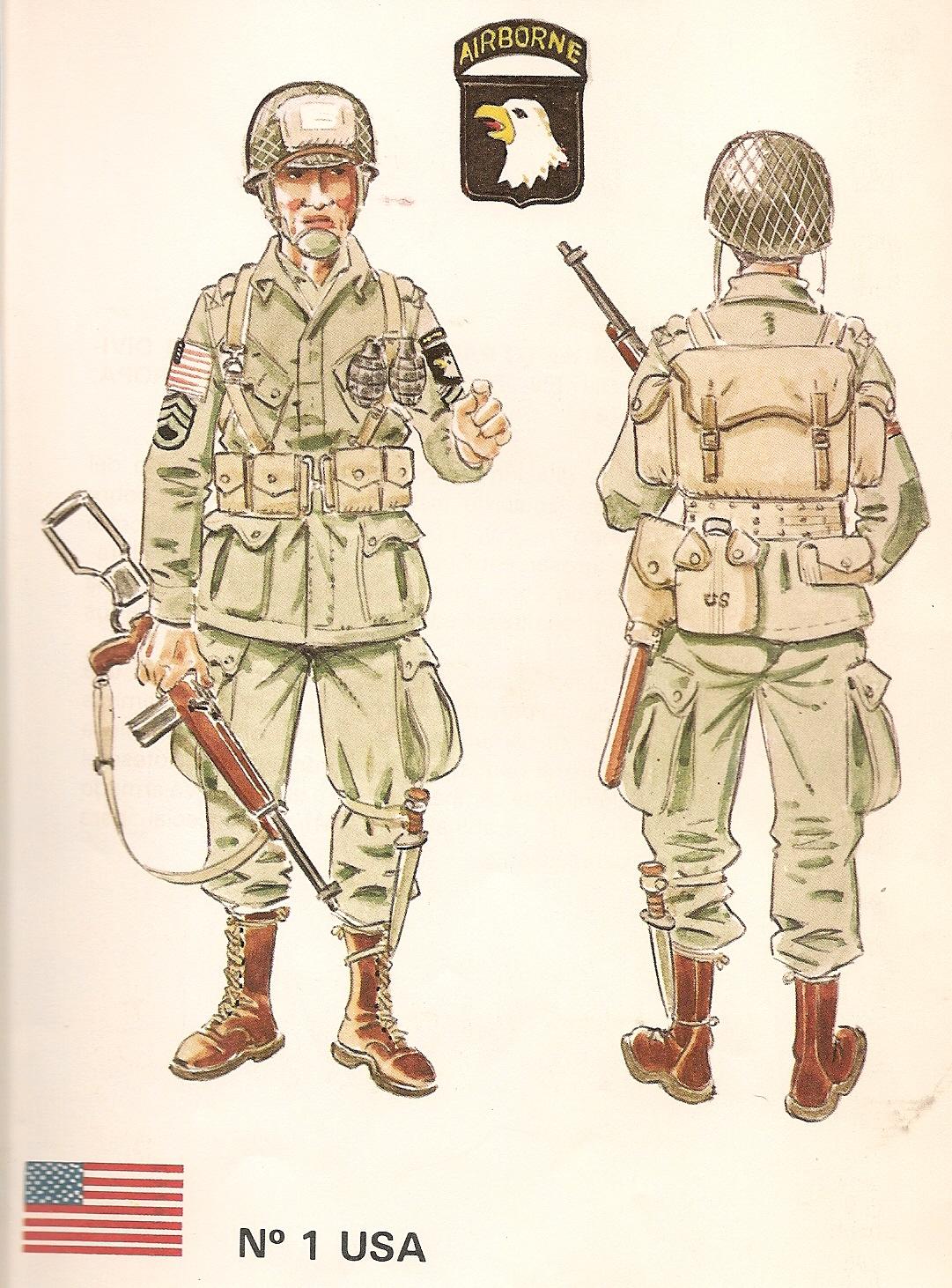 Uniforme de paracaidista alemn? - Foro Segunda Guerra Mundial