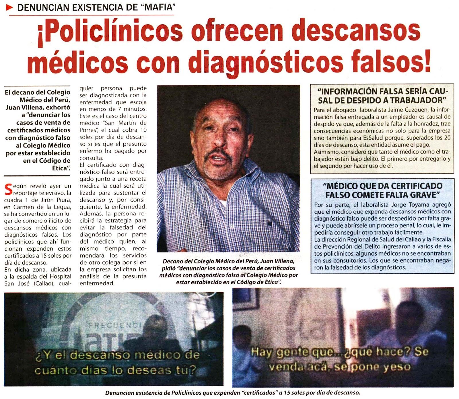 INFORMATISALUD - Noticias, Boletines de Salud Perú: SALUD 10-09-2012