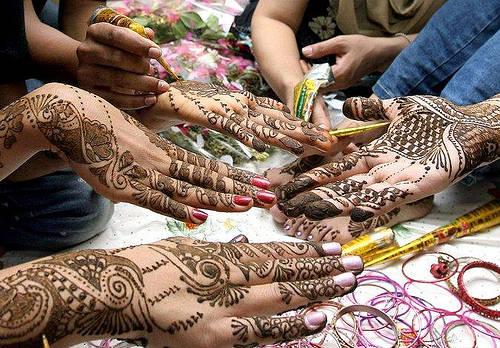 Mehndi Designs Or Tattoos For Eid+12 Latest Mehndi Designs for Eid