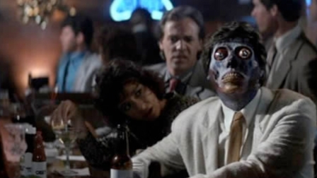 they live 1988 THE WARMONGER RACE AND WEAPONIZATION OF EVERYTHING