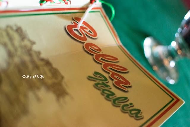 Penang Italian Food Bella Italia