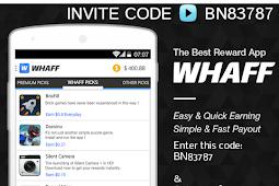 Cara Daftar di WHAFF Rewards: Cara Mudah Dapatkan Dollar via Smartphone Android