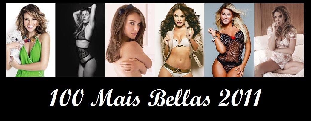 100 Mais Bellas 2011