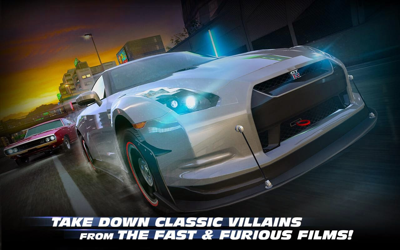 Fast and furious: Legacy for Android Apk screenshot