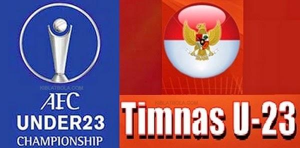 Jadwal Kualifikasi Piala Asia U-23 (Timnas Indonesia U-22)