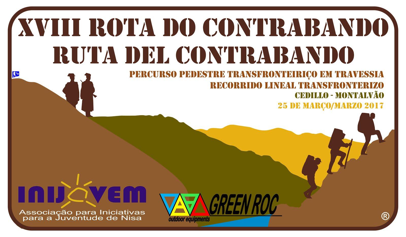 XVIII ROTA DO CONTRABANDO - RUTA DEL CONTRABANDO
