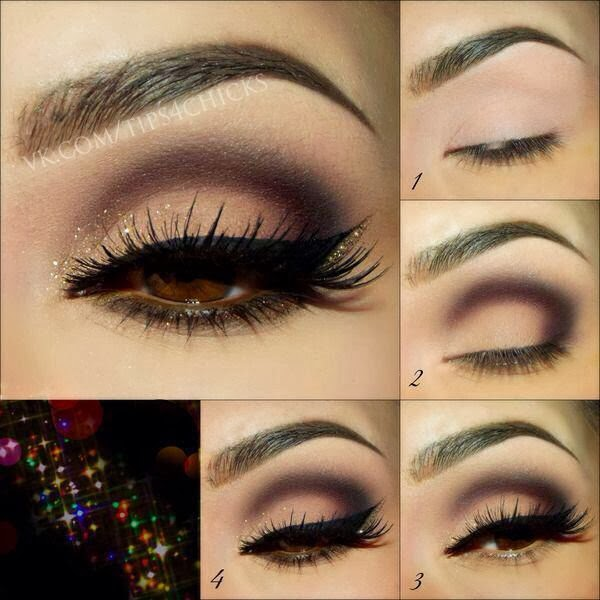 Maquillage Yeux Noisettes Tendance Make Up Yeux Couleur Noisette 2015 Idee Maquillage