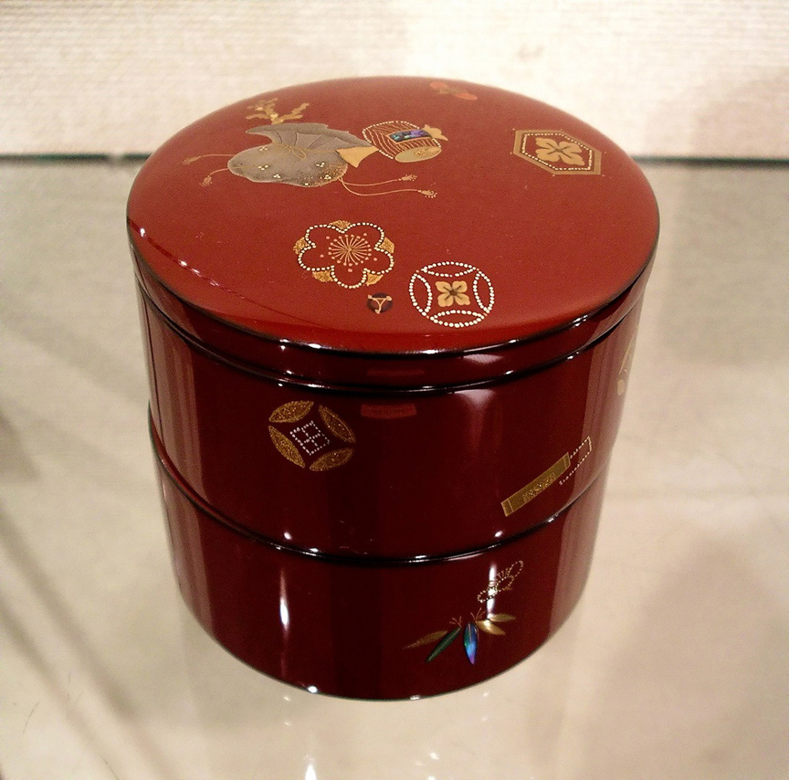 Gone Thrifting Lacquerware