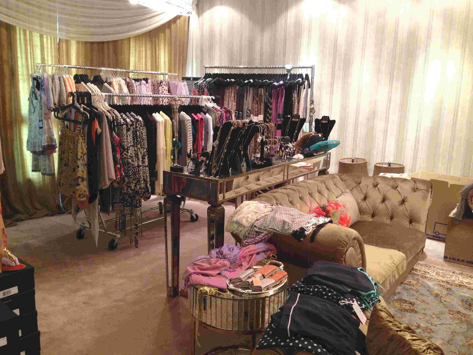 My small obsessions mirabelle boutique in abu dhabi for Small boutiques